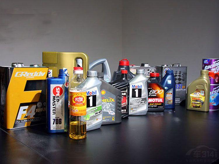 史上最全机油清单 机油并不是越贵越好!