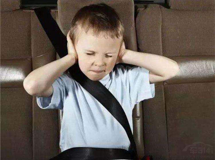 汽车噪音危害这么大?这3招降低车内噪声