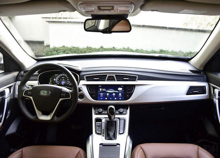 比亚迪唐和吉利博越谁才是最美国产SUV?