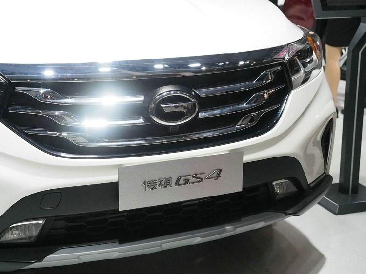 2018成都车展:传祺GS4新增哪些卖点?
