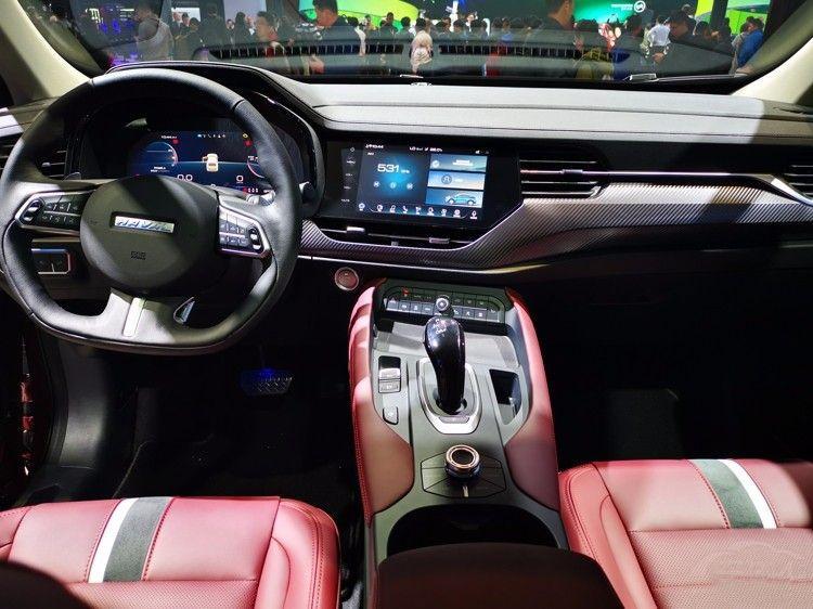 上海车展运动型SUV亮相