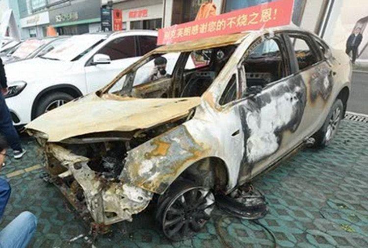 315起底车主维权难题 车辆自燃谁说了算?