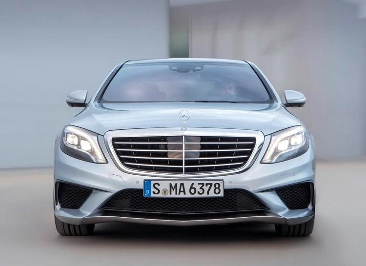 排量代表尊严?四缸2.0T的奔驰S级上市